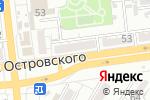 Схема проезда до компании BespalovAuto.ru в Астрахани