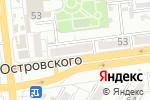 Схема проезда до компании АТЛАС в Астрахани