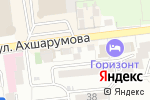 Схема проезда до компании Склад светодиодной продукции в Астрахани