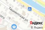 Схема проезда до компании Церковь Христа Спасителя в Астрахани