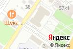 Схема проезда до компании Управление судебного департамента в Астраханской области в Астрахани