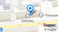 Компания Латифа на карте