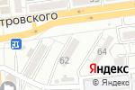 Схема проезда до компании АптекарЪ в Астрахани