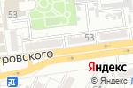 Схема проезда до компании CRYSTAL в Астрахани