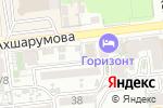 Схема проезда до компании Маяк, FM 101.2 в Астрахани