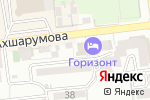 Схема проезда до компании Лари в Астрахани