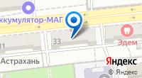 Компания Строитель на карте
