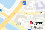 Схема проезда до компании АнТел в Астрахани