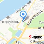 Управление судебного департамента в Астраханской области на карте Астрахани