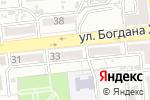 Схема проезда до компании Мы из СССР в Астрахани