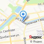 Астраханьгазсервис на карте Астрахани