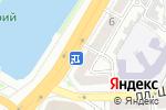 Схема проезда до компании СВ КЛИНИК в Астрахани