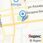Кристалл Сервис на карте Астрахани