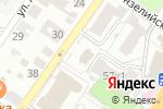 Схема проезда до компании Karaoke Hall в Астрахани