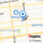 АСТ-АБИКО на карте Астрахани