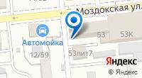 Компания Galaxy на карте