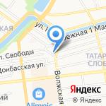EventBoom на карте Астрахани