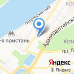Karaoke Hall на карте Астрахани