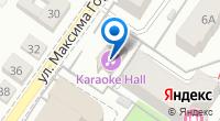 Компания Karaoke Hall на карте