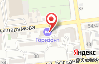 Схема проезда до компании Эстетика в Астрахани