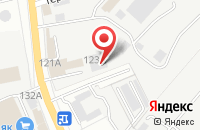 Схема проезда до компании ТагМар в Астрахани