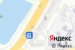 Схема проезда до компании Хеликс в Астрахани