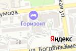 Схема проезда до компании Спецстрой-ДТА в Астрахани
