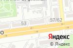 Схема проезда до компании РСС-Элит в Астрахани