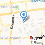 Детская академия на карте Астрахани