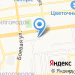 Всезнайка на карте Астрахани