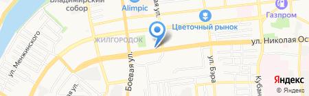 РСС-Элит на карте Астрахани