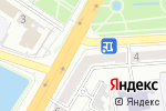 Схема проезда до компании Фаворит в Астрахани