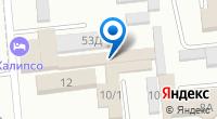 Компания Промокна на карте