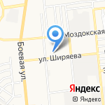Autozip30 на карте Астрахани