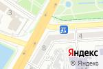 Схема проезда до компании SWEET HOME в Астрахани