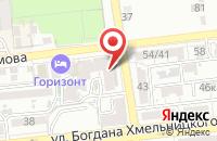 Схема проезда до компании Многопрофильная Фирма «Волынь» в Астрахани