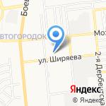 AutoJapanServis на карте Астрахани