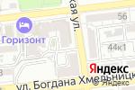 Схема проезда до компании АРТИШОК в Астрахани