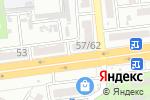 Схема проезда до компании Лига пива в Астрахани