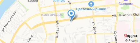 Grand на карте Астрахани