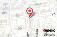 Схема проезда до компании ЭИ Дети в Астрахани