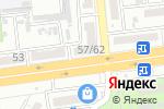 Схема проезда до компании Сеньора керамика в Астрахани