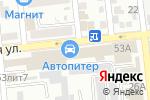 Схема проезда до компании Орел и решка в Астрахани