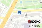 Схема проезда до компании Золотое Дно в Астрахани