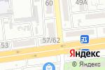 Схема проезда до компании Автошкола Приоритет в Астрахани