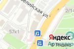 Схема проезда до компании Заточка30 в Астрахани