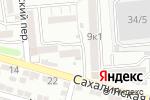 Схема проезда до компании Угловой в Астрахани