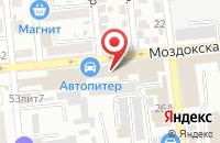 Схема проезда до компании Аладдин Экспресс Ремонт №1 в Астрахани