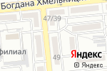 Схема проезда до компании Успешный в Астрахани