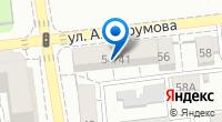 Компания КРЕПЕЖ на карте